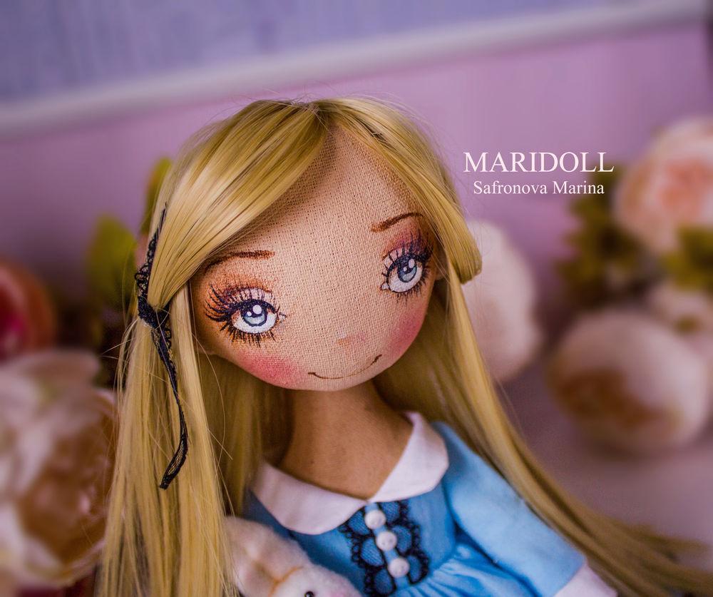 купить подарок дочери, купить нежная кукла