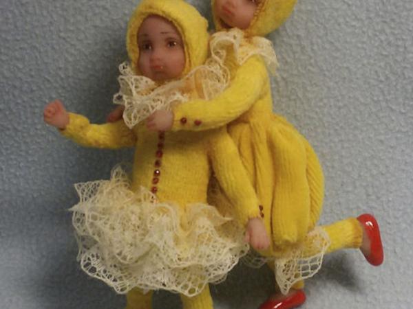 Цыплятки   Ярмарка Мастеров - ручная работа, handmade