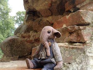 День акции на слона Эда! Сегодня!. Ярмарка Мастеров - ручная работа, handmade.