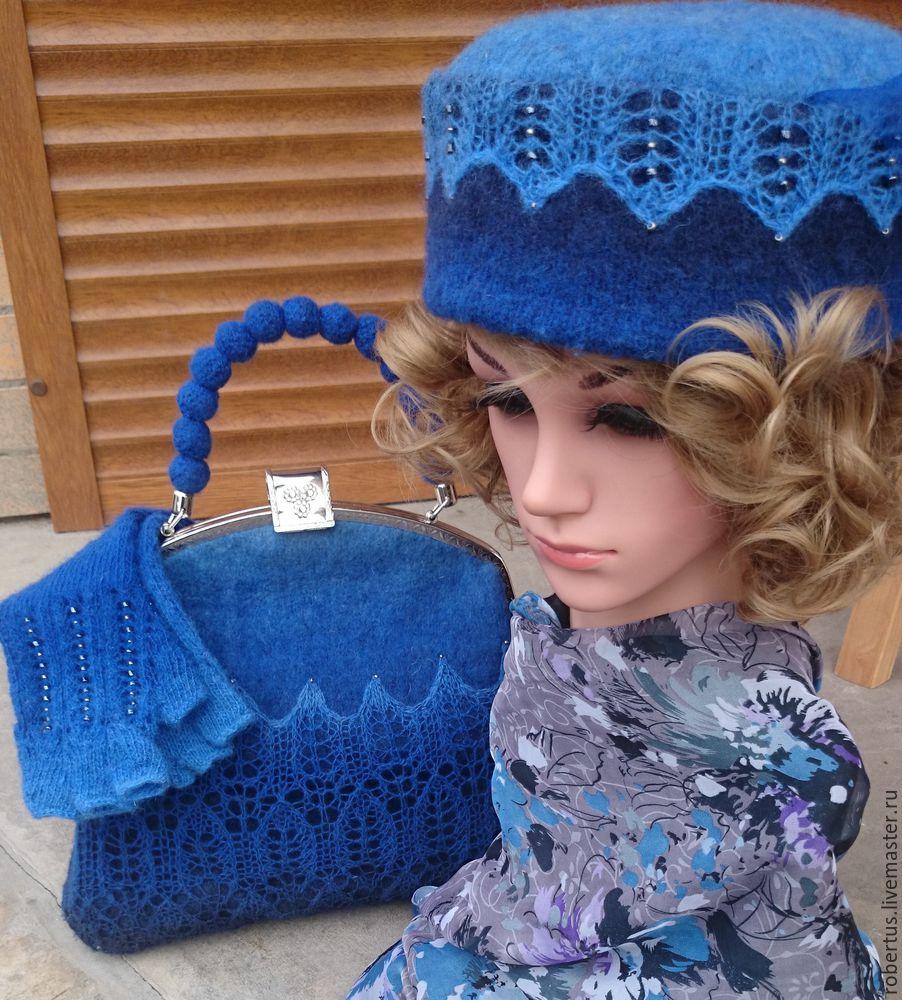 Мастер-класс: как сделать сумку с двойным фермуаром, фото № 27