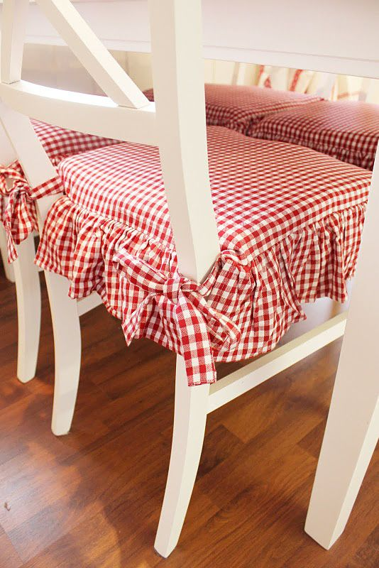 Pretty chair covers