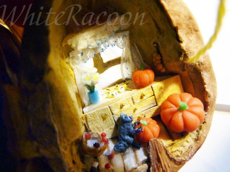 енот, миниатюра енот, анонс новинки, микромир, новинка, грецкий орех
