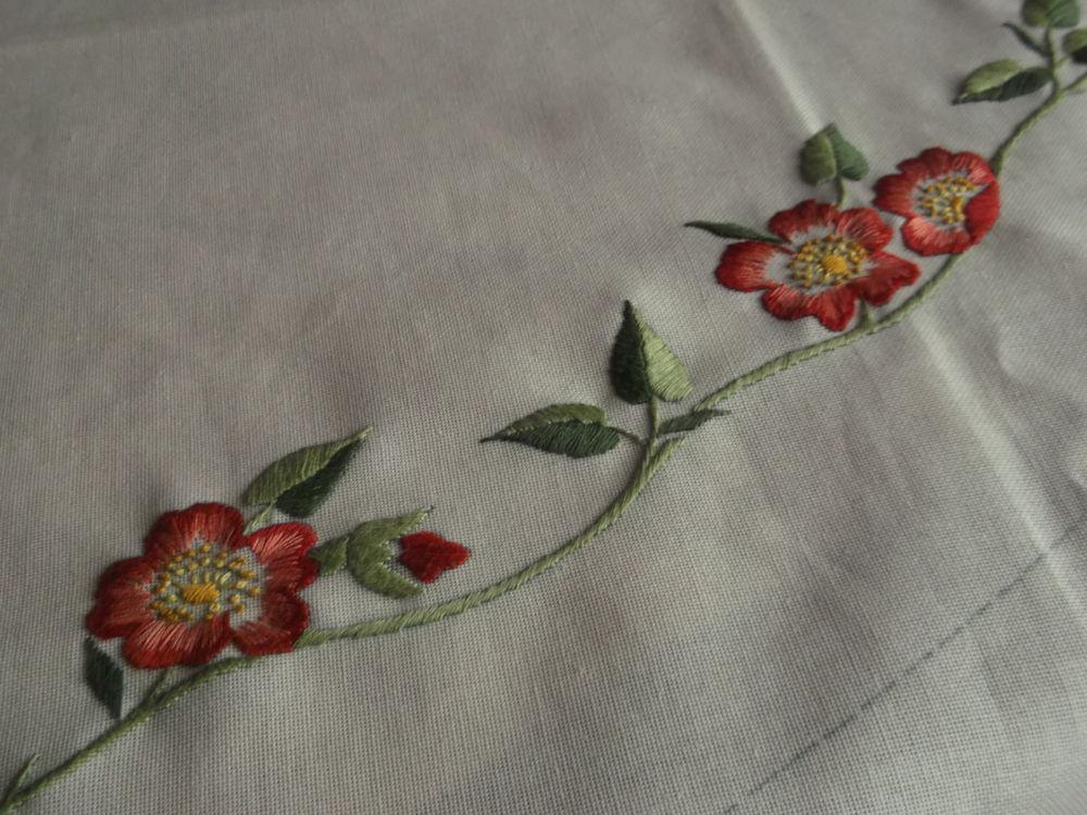 вышивка, ручная вышивка