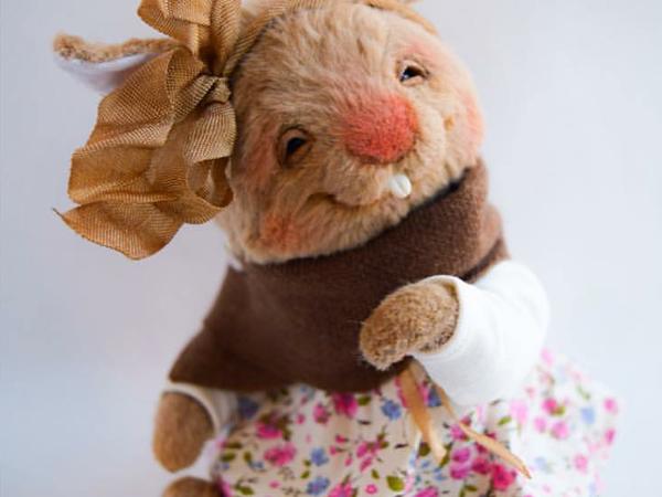 Успейте на розыгрыш красавицы зайки! | Ярмарка Мастеров - ручная работа, handmade