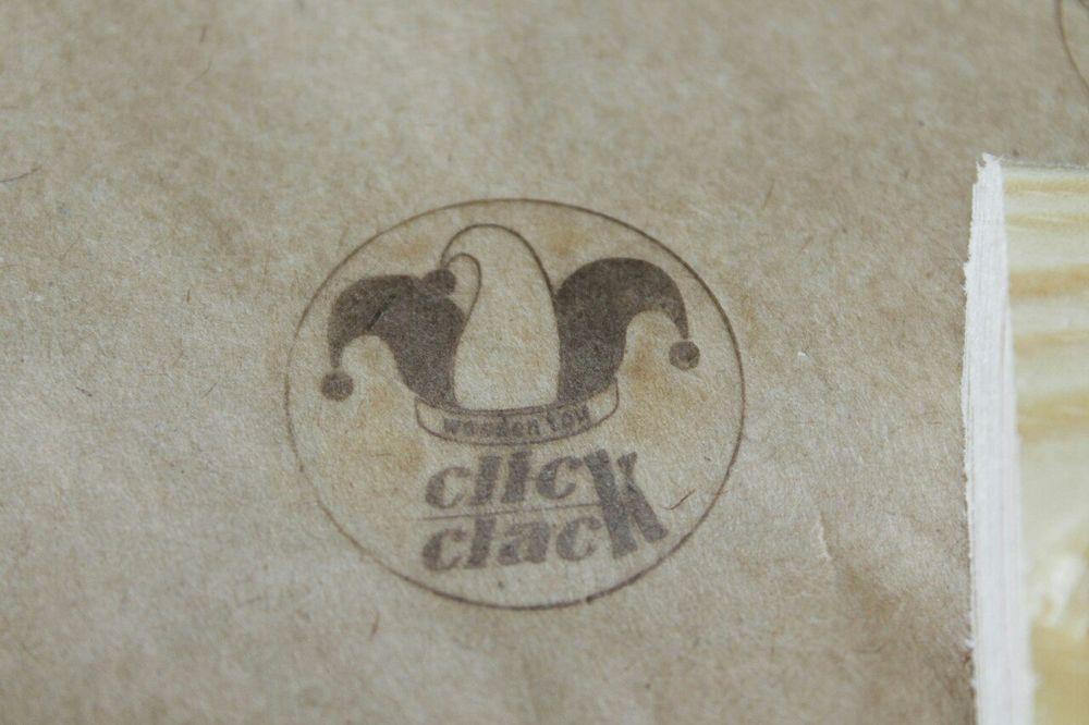 ckick clack, эко материалы