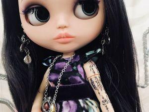New Blythe Doll Custom Nicole. Ярмарка Мастеров - ручная работа, handmade.