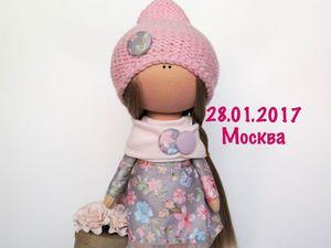 Мастер-класс по текстильной кукле   Ярмарка Мастеров - ручная работа, handmade