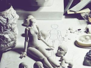 Напор вдохновения! Обожаю это чувство!. Ярмарка Мастеров - ручная работа, handmade.