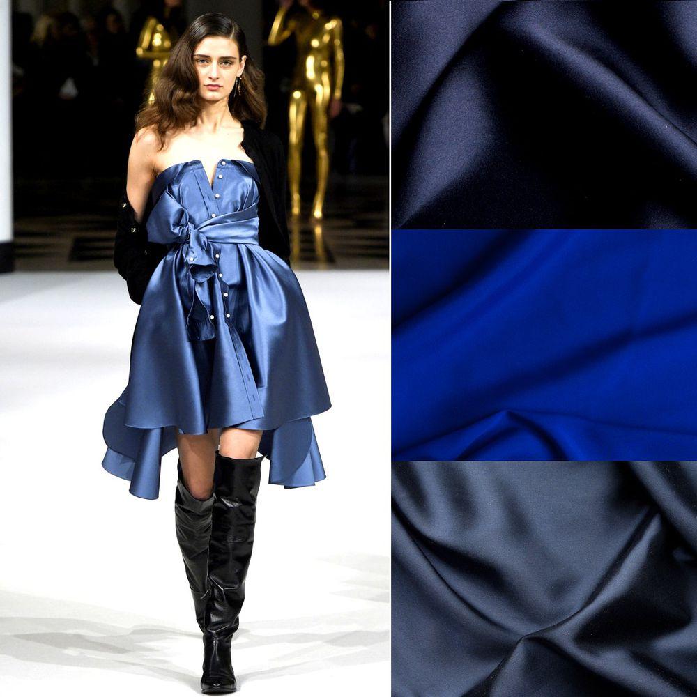шелк, ткани для одежды, коктейльное платье