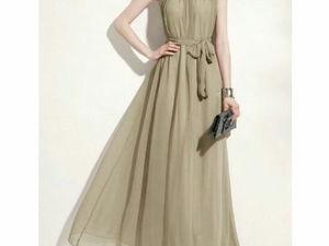 Модное летнее платье за 4 часа | Ярмарка Мастеров - ручная работа, handmade