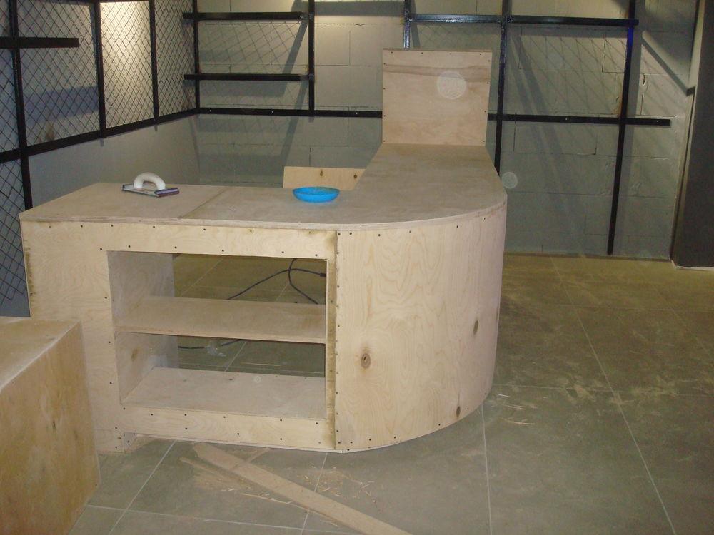 хай-тэк, industrial loft