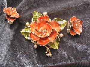 Оранжевые сумерки. Ярмарка Мастеров - ручная работа, handmade.