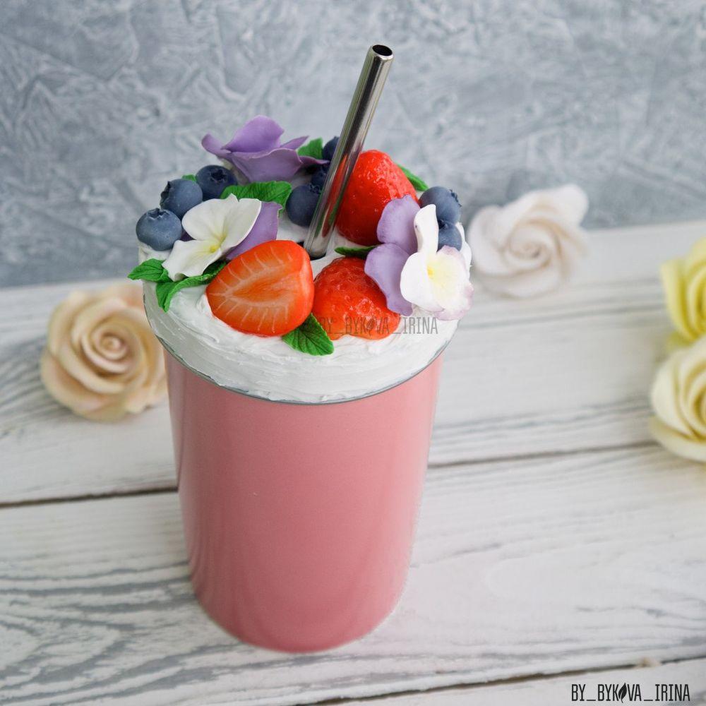 hand-made, стакан