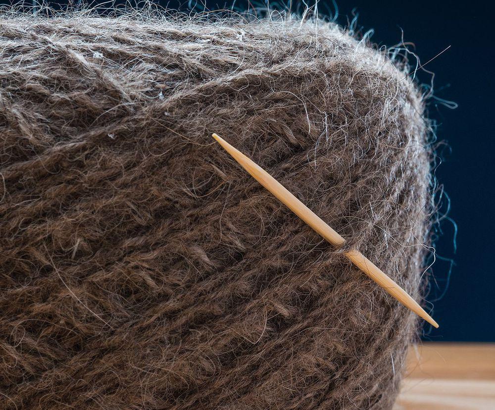 пряжа тонкая, шерсть овчарки, пряжа для вязания спицами