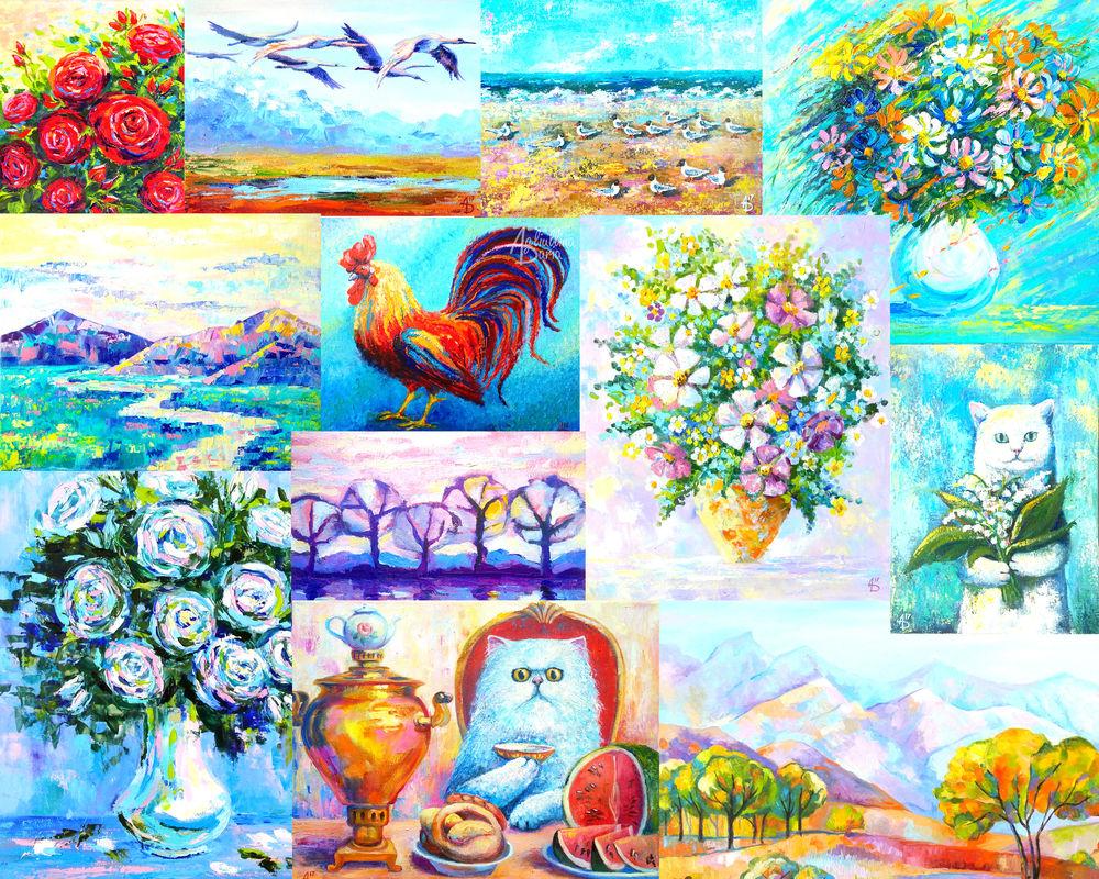 распродажа, скидки, акция, картины со скидкой, бесплатная доставка, цветы, животные, картины с цветами, пейзаж, картины маслом, картина маслом