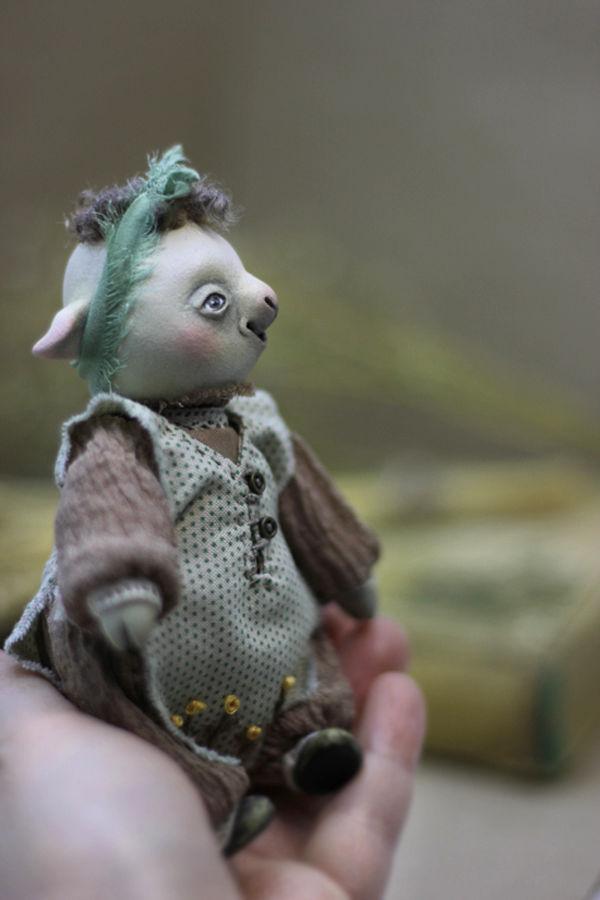 овечка кукла