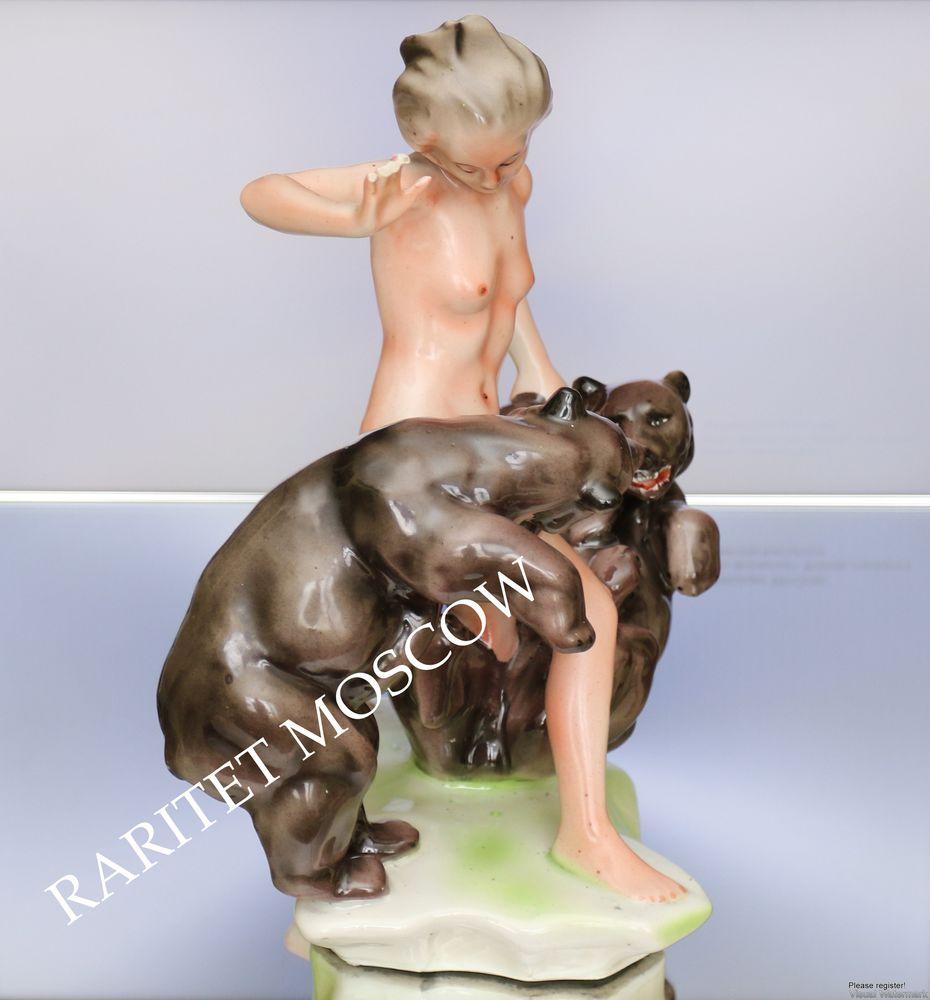 раритетище, медведь
