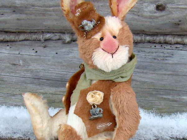 Кролик Mocha latte | Ярмарка Мастеров - ручная работа, handmade