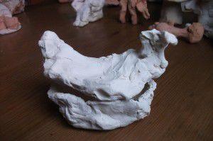 Утка (состоит из 2-х частей - крышки и донышка)