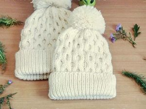 Фемилилук!!!шапочки для мамы и ребенка. Ярмарка Мастеров - ручная работа, handmade.
