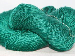 Распродажа шелковой пряжи Lyba silk. | Ярмарка Мастеров - ручная работа, handmade