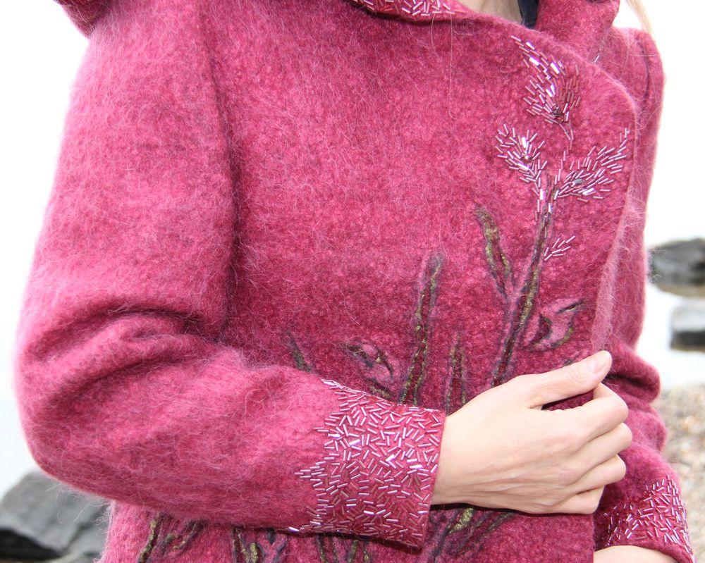 Один узор для двух пальто, фото № 7