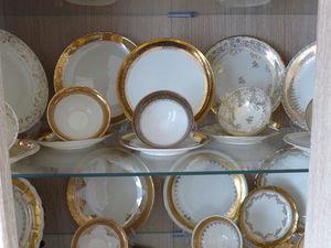 Трехдневная скидка на посуду – немецкий фарфор и стекло «Кто быстрее?» в действии.. Ярмарка Мастеров - ручная работа, handmade.