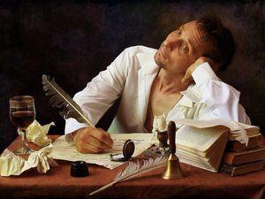 Как известные писатели заставляли себя работать? | Ярмарка Мастеров - ручная работа, handmade