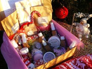Ура! Вышел Christmas Beauty Box!. Ярмарка Мастеров - ручная работа, handmade.
