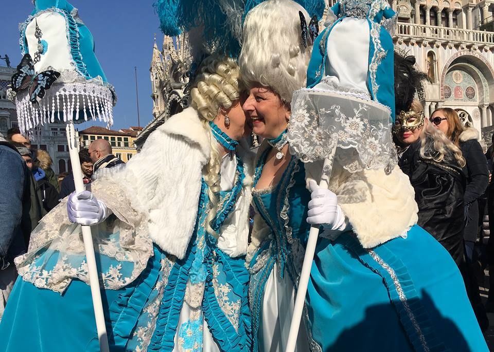 Refined, Elegant, Mystical: The Carnival of Venice, фото № 18