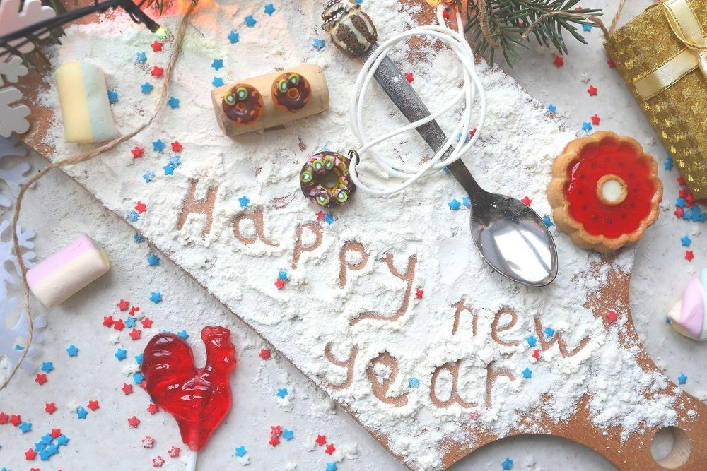 новогодний подарок, вероника верник, акция, сладкий подарок