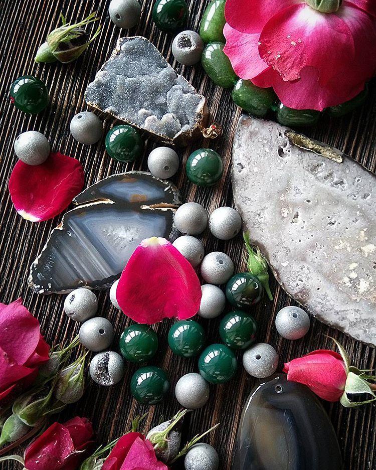 камни натуральные, бусины купить, браслет