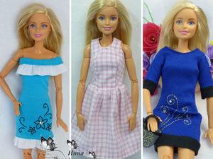 Подборка мастер-классов DIY по созданию одежды для кукол. Ярмарка Мастеров - ручная работа, handmade.