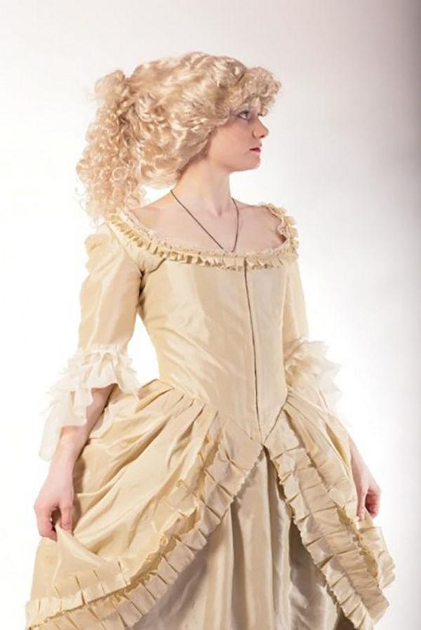 исторический костюм, сценический костюм