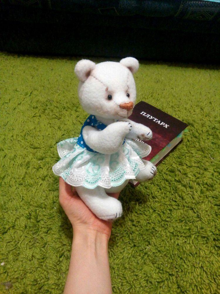 мишка своими руками