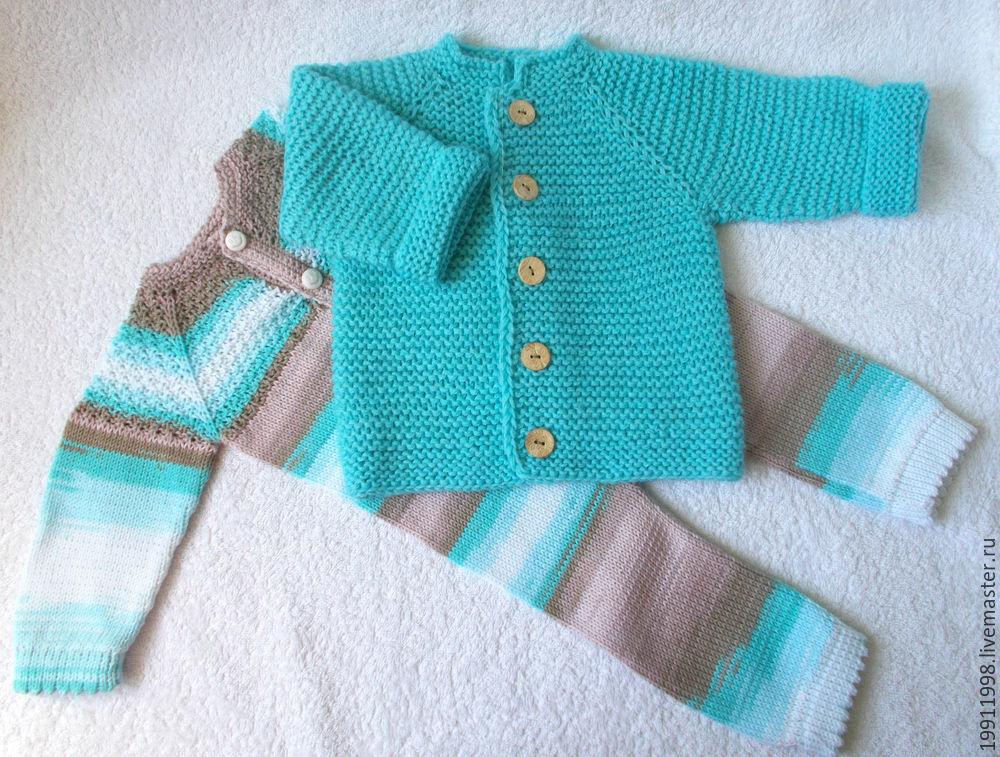кофточка, жакет детский, вязаный жакет, вязание для начинающих