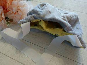 Потайной шов, или Как аккуратно закончить работу. Ярмарка Мастеров - ручная работа, handmade.