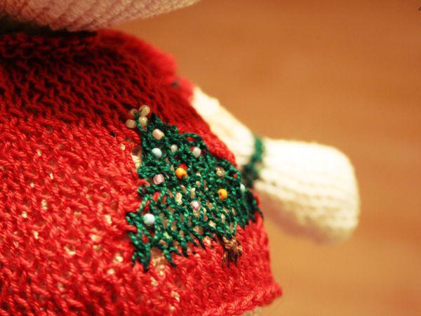 Рождественские олени | Ярмарка Мастеров - ручная работа, handmade
