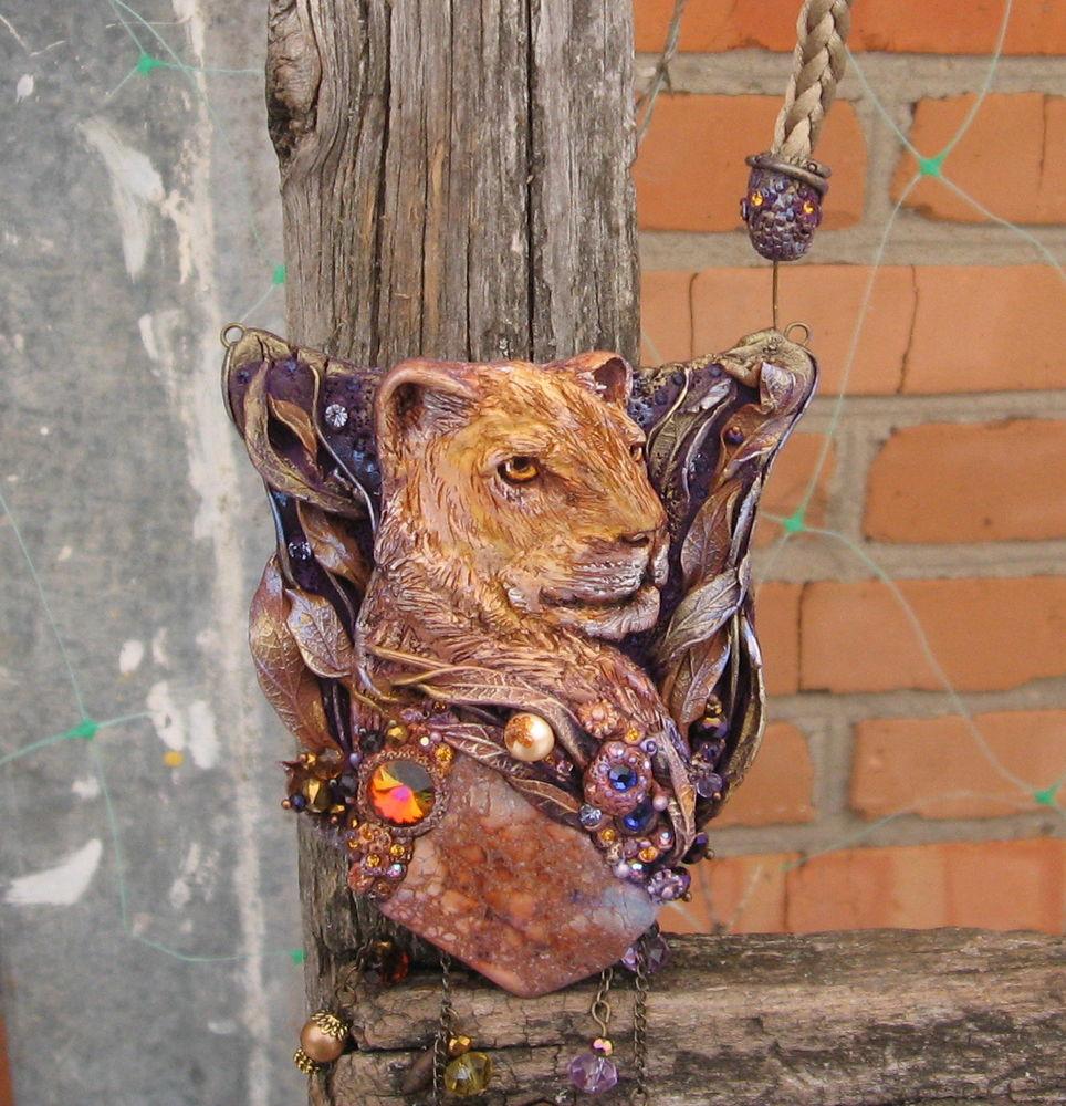 скульптурная миниатюра, украшение ручной работы
