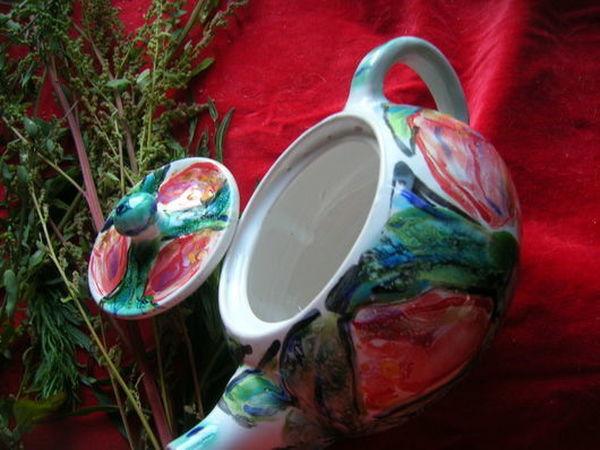 Розыгрыш чайника от магазина Greenfox's Pots | Ярмарка Мастеров - ручная работа, handmade