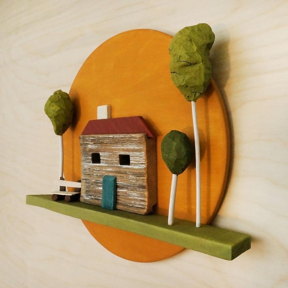 из дерева, панно на стену, деревянная свадьба, картины панно купить, для интерьера