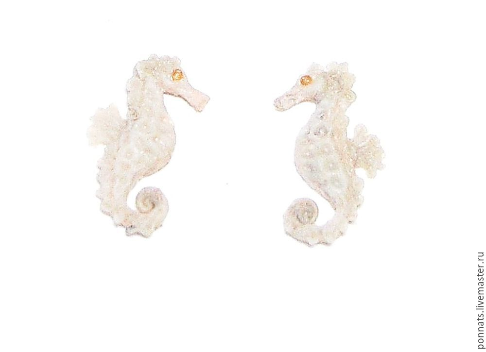 Modeling Textile Earrings with Embroidery, фото № 6