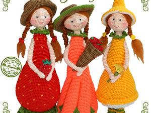 Коллекция интерьерных кукол