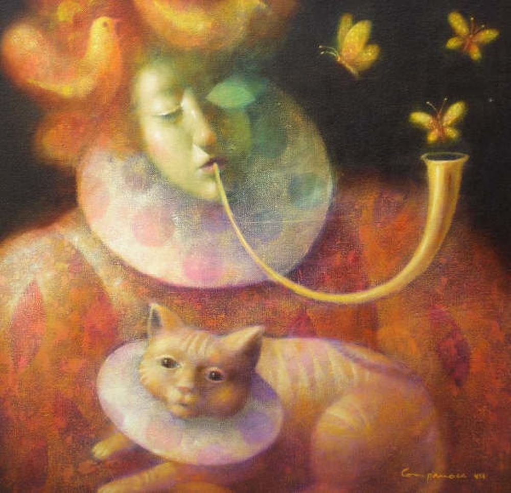 ксения кот