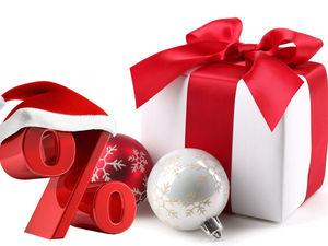 Декабрь: новогодние скидки, бесплатная доставка и новинки!. Ярмарка Мастеров - ручная работа, handmade.