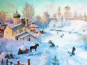 Зима, Новый год и Скидки. Ярмарка Мастеров - ручная работа, handmade.