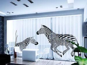 Современный интерьер: идеи оформления дома принтами в стиле анимализм. Ярмарка Мастеров - ручная работа, handmade.