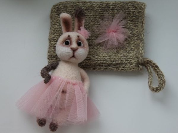 Новая зайка в моем магазине!!! | Ярмарка Мастеров - ручная работа, handmade