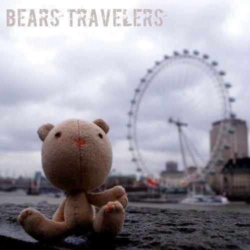 мишки, путешествия