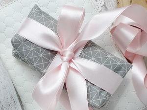 Варианты использования текстильных коробочек | Ярмарка Мастеров - ручная работа, handmade